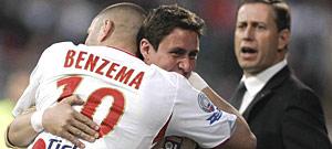 Karim Benzema contre Caen inscrit un doublé
