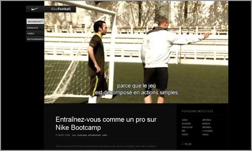 Nike Bootcamp
