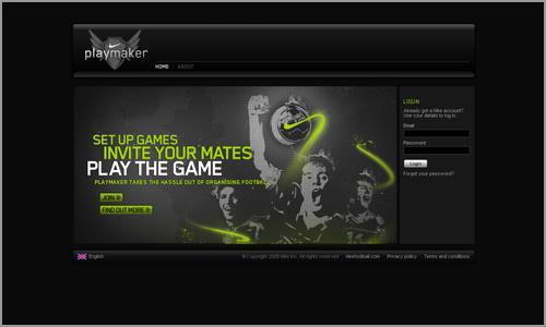 Nike Playmaker