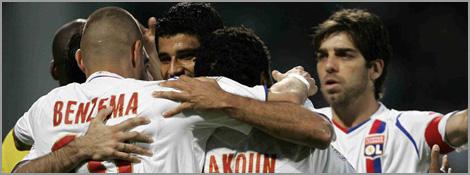 Benzema et les Lyonnais retrouvent le sourire