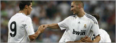 Benzema Ronaldo Real Madrid