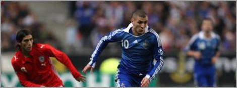 Benzema jouera-t-il la Coupe du Monde 2010 ?
