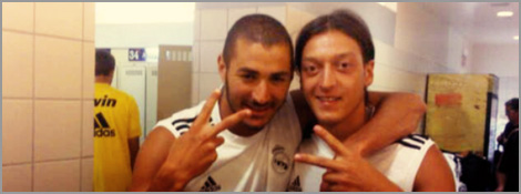 L'attaquant français du Real Madrid à marquer 20 buts cette saison